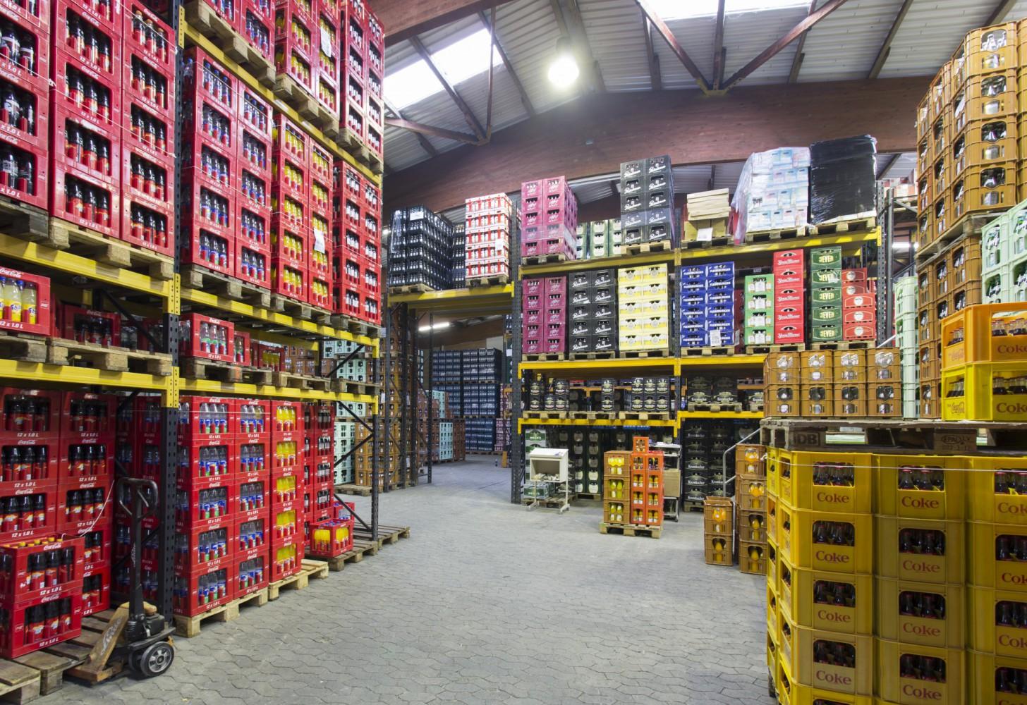 Großhandel - Getränke Michel : Getränke Michel